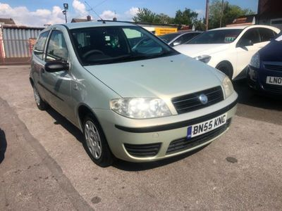 used Fiat Punto 1.2 Active 3dr