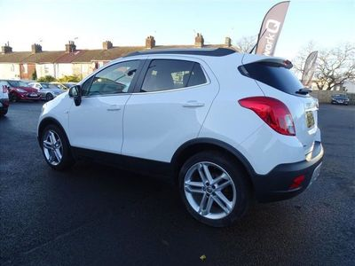 used Vauxhall Mokka 1.4T Limited Edition 5Dr