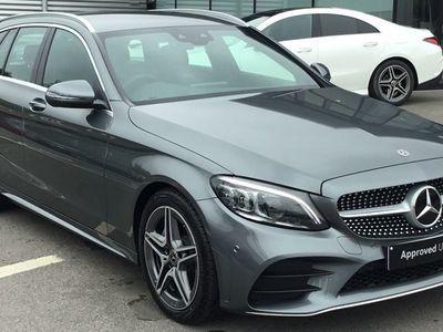 used Mercedes C200 C ClassAmg Line Premium 5Dr Auto
