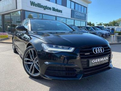 used Audi A6 Saloon 2.0 TDI Black Edition S Tronic quattro (s/s) 4dr