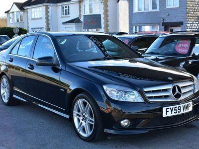 used Mercedes C220 C Class 2.1CDI BlueEFFICIENCY Sport 4dr