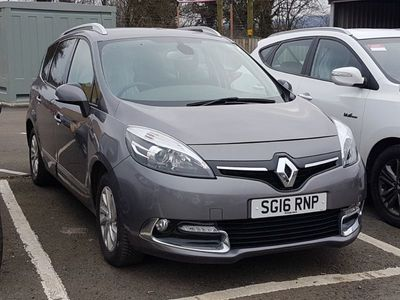 used Renault Grand Scénic 1.6 Dci Dynamique Nav 5Dr