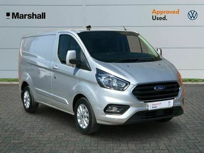 used Ford 300 Transit Custom 2.0TDCiL1H1 Limited (130PS)(EU6) Panel Van auto