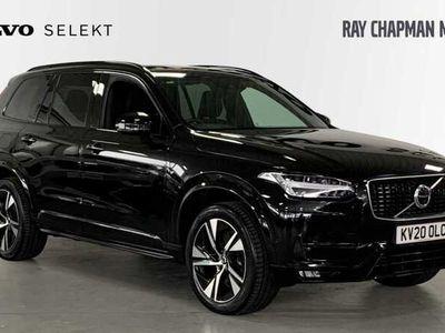 used Volvo XC90 II B5 (Petrol) AWD R-Design Auto (Xenium, Intellisafe & Winter Packs)