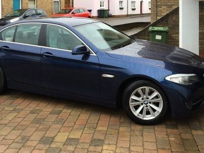 used BMW 520 5 Series 2.0 d SE 4dr