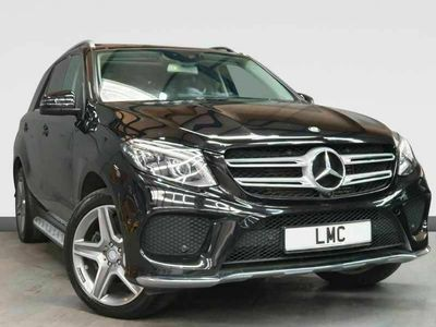 used Mercedes GLE250 Gle-Class 2.1D 4MATIC AMG LINE PREMIUM 5d 201 BHP PAN ROOF~REVERSE CAMERA~ME