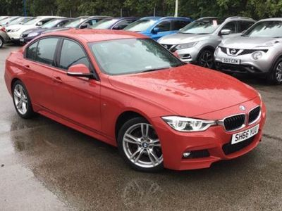 used BMW 320 3 Series d M Sport 4dr 2.0