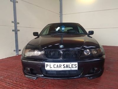 used BMW 320 3-Series Convertible Ci Sport 2d Auto (03)