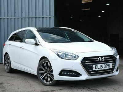 used Hyundai i40 1.7 CRDi Premium Blue Drive (141ps) Tourer