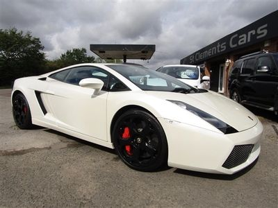 used Lamborghini Gallardo 5.0 V10 4WD 2dr