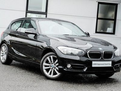 used BMW 118 i Sport 3-door