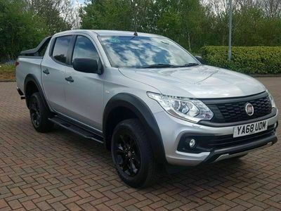 used Fiat Fullback 2.4 180hp Cross Double Cab Pick Up