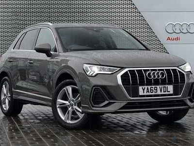 used Audi Q3 S line 35 TFSI 150 PS 6-speed