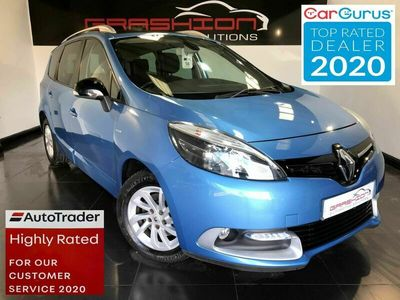 used Renault Grand Scénic 1.5 dCi Limited EDC Auto 5dr