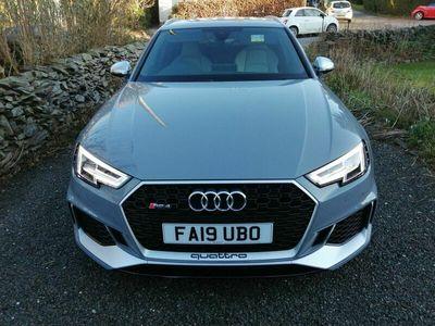 used Audi RS4 Avant 2.9 TFSI V6 Avant Tiptronic quattro (s/s) 5dr