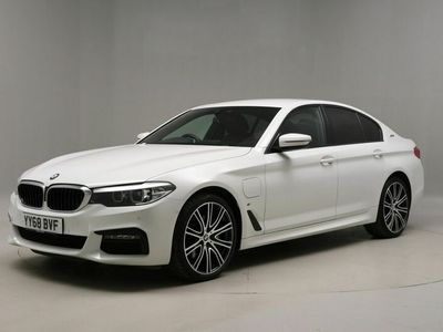 used BMW 530 5 Series e M Sport 4dr Auto - DAB/CD/HD/AUX/USB - HEAT REFLECTIVE GLASS 2.0