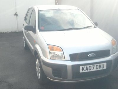 used Ford Fusion 1.4 TDCi Style 5dr [Climate]