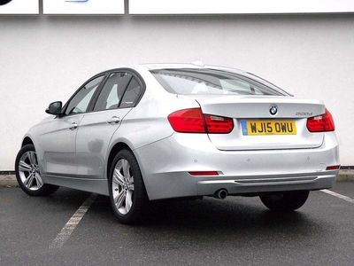 used BMW 320 3 Series D Sport 4Dr Step Auto