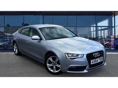 used Audi A5 2.0 TDIe 136 5dr [5 Seat] Diesel Hatchback