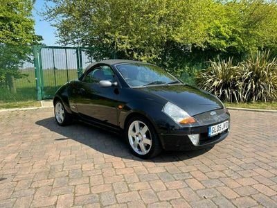 used Ford StreetKa 1.6 Red 2dr