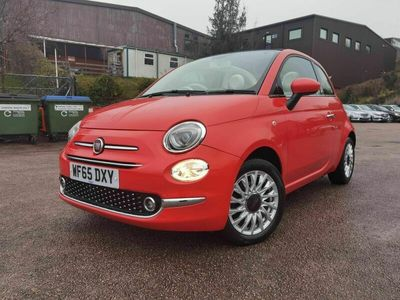 used Fiat 500C 1.2 8V ECO Lounge (s/s) 2dr