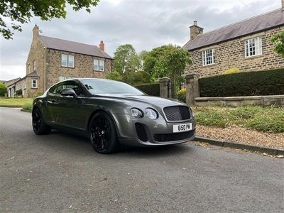 used Bentley Continental 6.0 W12 Supersports 2dr Auto