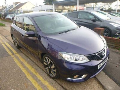 used Nissan Pulsar 1.5 dCi Tekna (s/s) 5dr