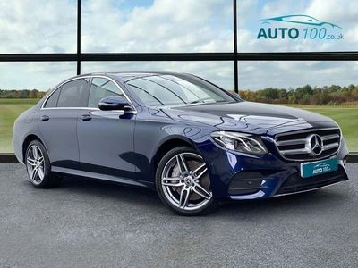 used Mercedes E400 E Class 3.0AMG Line G-Tronic+ 4MATIC (s/s) 4dr