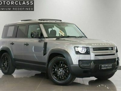 used Land Rover Defender 2.0 S 5d 237 BHP 360 SURROUND VIEW + BLACK EXT PACK!