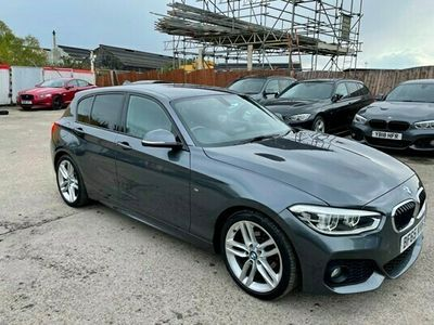 used BMW 118 1-Series Hatchback d M Sport (03/15-) 5d