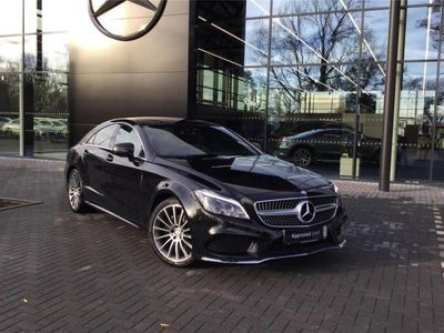 used Mercedes CLS220 D AMG LINE