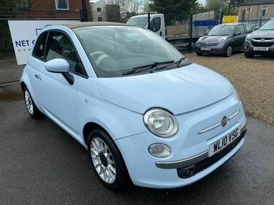 used Fiat 500C 1.2 Lounge 2dr