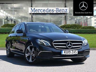 used Mercedes E220 E-ClassSE Estate 2.0 5dr