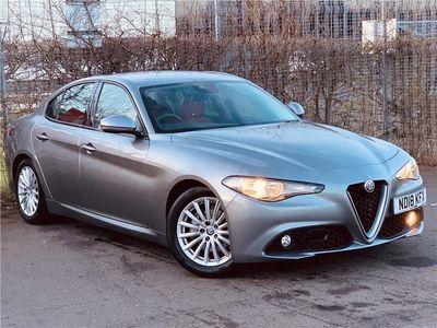 used Alfa Romeo Giulia 2.0 TB Super 4dr Auto