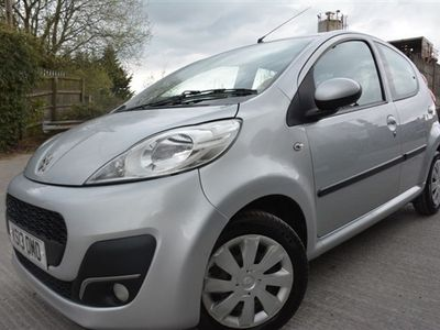 used Peugeot 107 1.0 ACTIVE 5d 68 BHP LOVELY CONDITION*IDEAL FIRST CAR*