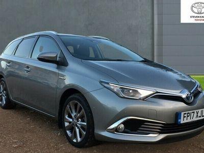 used Toyota Auris Hybrid 1.8 VVT-i HSD Excel Touring Sports
