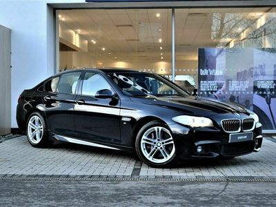 used BMW 530 5 Series d M Sport 4dr Step Auto Saloon 2014