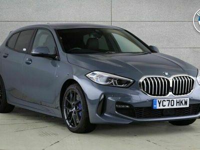 used BMW 118 1 Series i M Sport