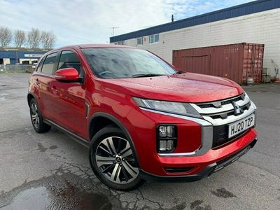 used Mitsubishi ASX DYNAMIC Hatchback 2020