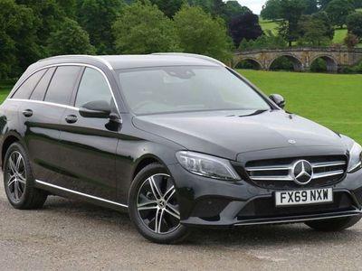 used Mercedes C300 C ClassSport Premium 5dr 9G-Tronic Estate 2019