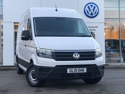 used VW Crafter 2.0 Tdi 140Ps Trendline High Roof Van