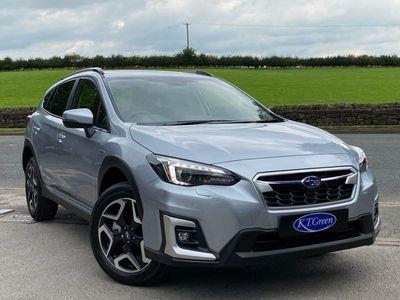 used Subaru XV 2.0 E-BOXER SE PREMIUM 5d 148 BHP