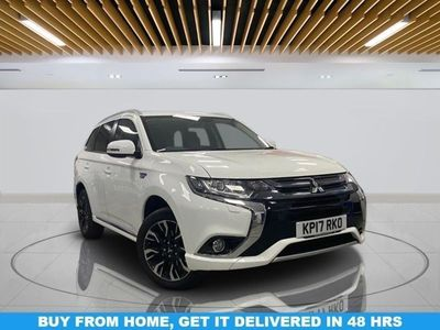 used Mitsubishi Outlander 2.0 PHEV JURO 5d 200 BHP ONLY 1 OWNER | FULLY SERVICED