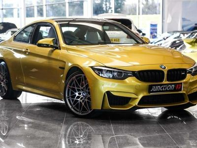 used BMW M4 3.0 BiTurbo Competition DCT s/s 2dr