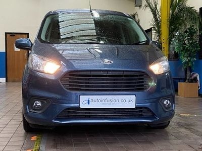 used Ford Tourneo Courier MPV 1.5 TDCi Zetec 5d