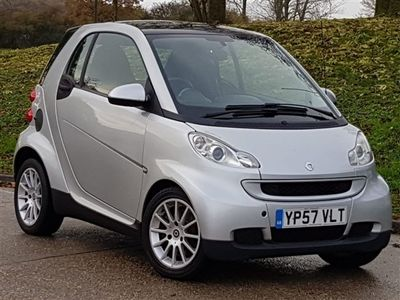 used Smart ForTwo Coupé Softip Auto Passion, 2007 ( )