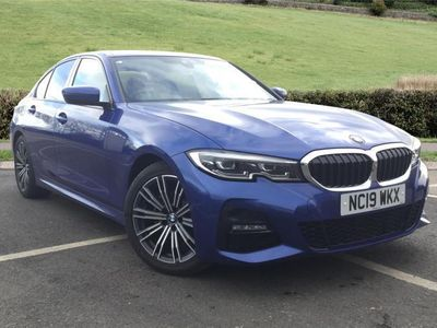 used BMW 320 3 SERIES SALOON i M Sport 4dr Step Auto
