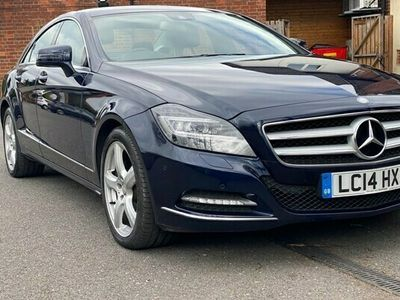 used Mercedes CLS250 CLS CoupeCDI BlueEFFICIENCY 4d Tip Auto