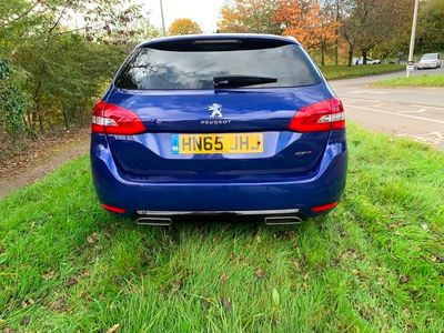 used Peugeot 308 2.0 BlueHDi 180 GT 5dr EAT6