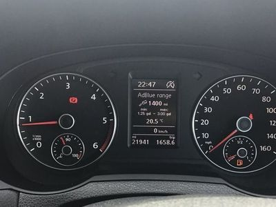 used Seat Alhambra 2.0 TDI CR Ecomotive SE [150] 5dr